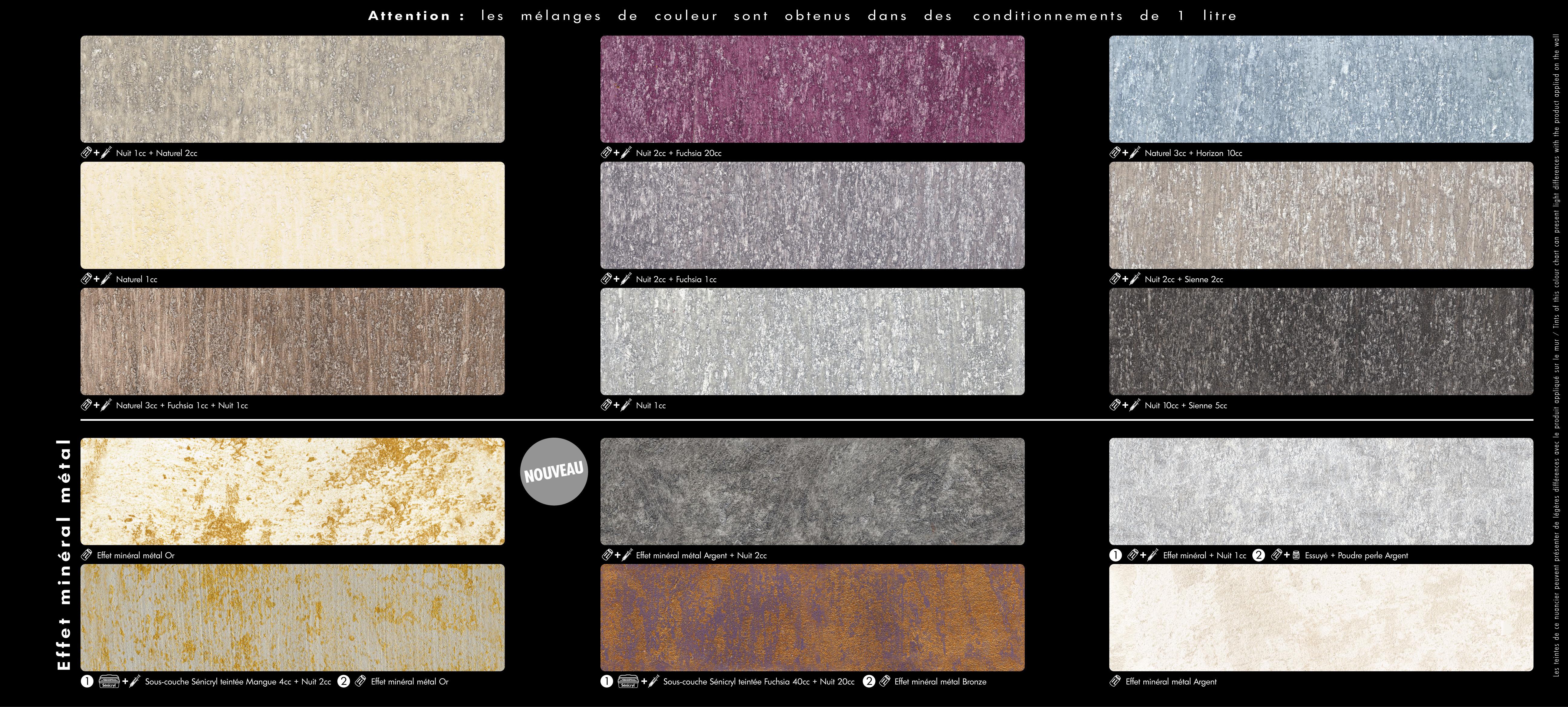 Effet Minéral Mat – Peinture Bi Colore – Senideco – Créateur de ... 8a030edd9789